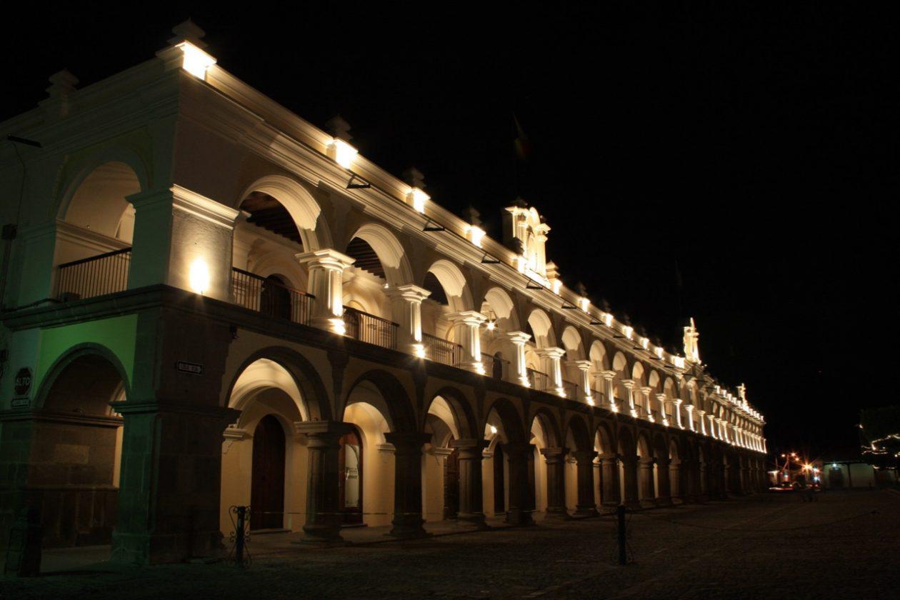 Antigua de Noche
