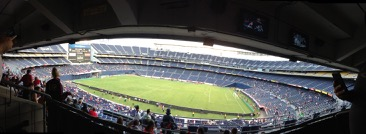 Qualcomm Stadium, Guatemala – USA