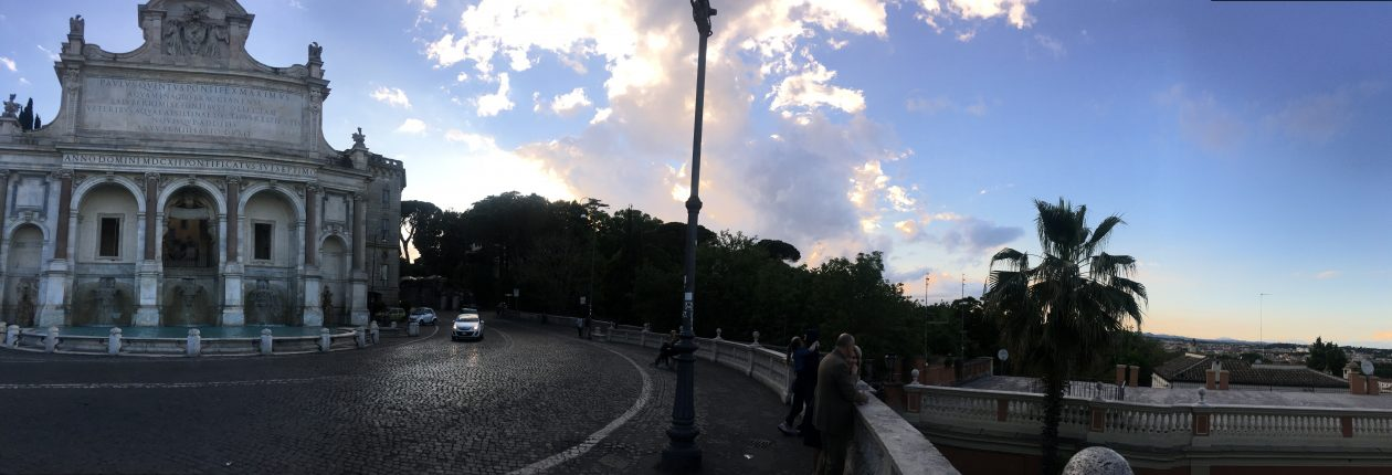 Roma, Trastevere