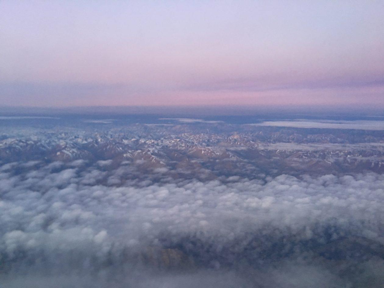 Back to Santiago