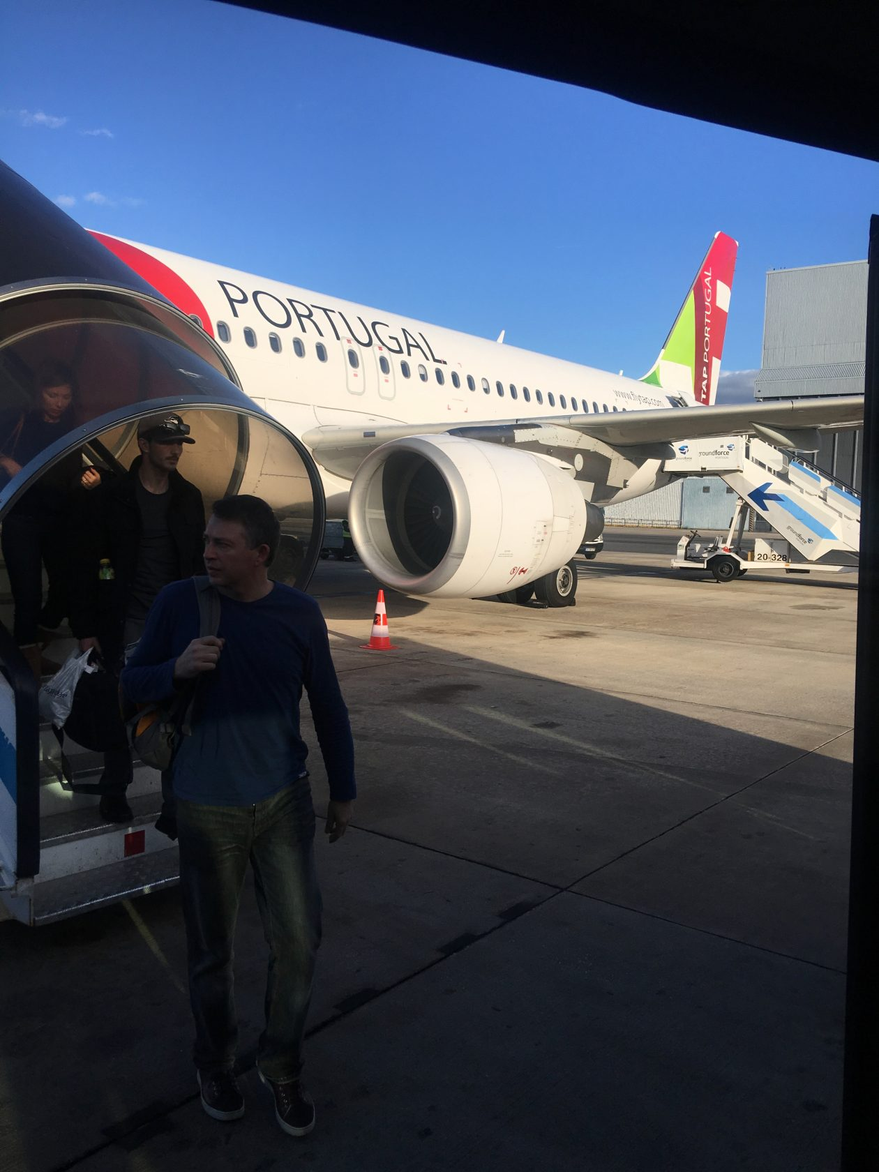 Humberto Delgado Airport (LIS)