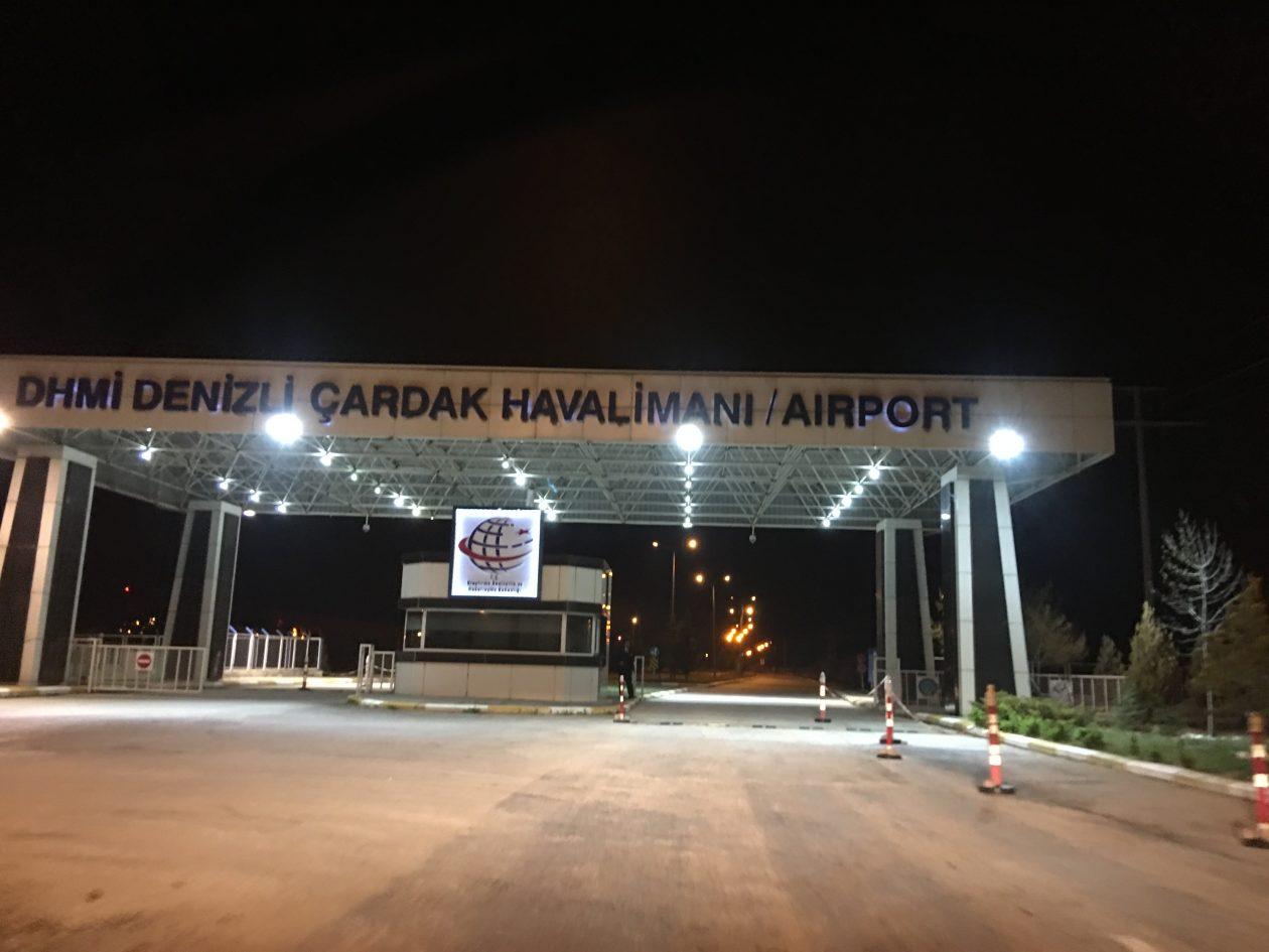 Denizli Çardak Airport (DNZ)