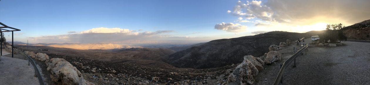 Valle del Jordán, Israel