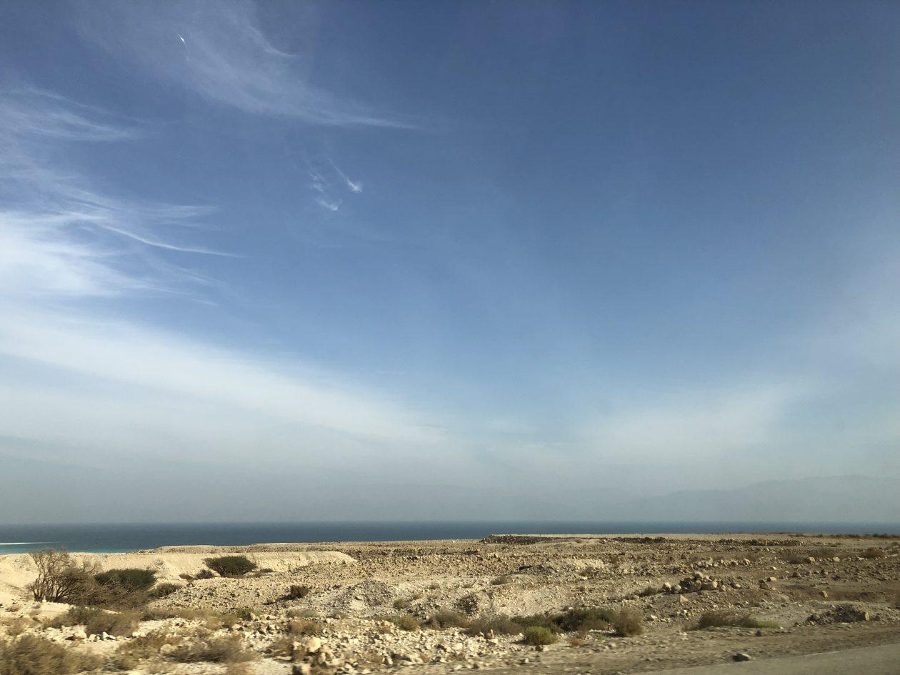 Mar Muerto y Desierto de Judea