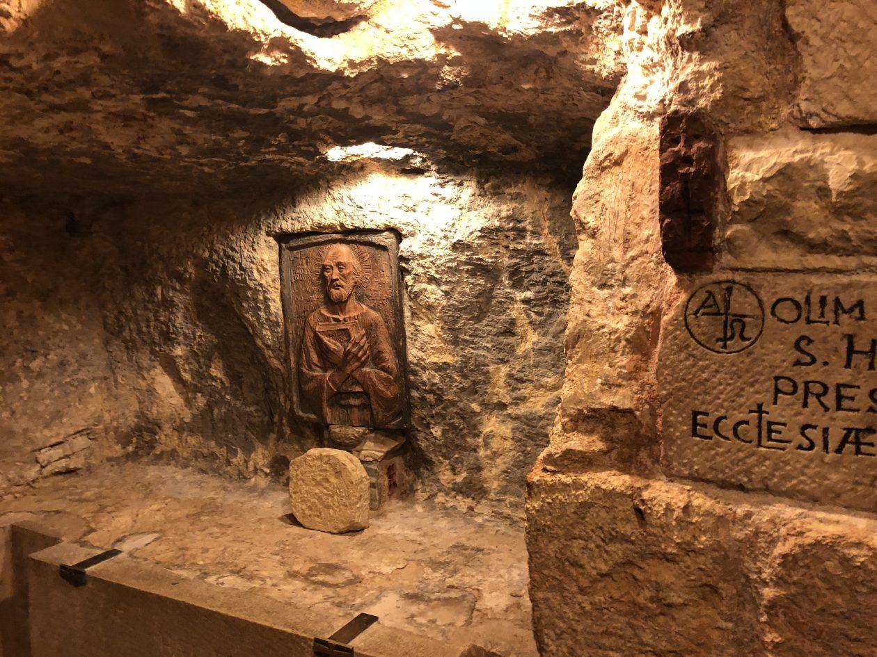 Gruta de la Leche y Basílica de la Natividad, Belén