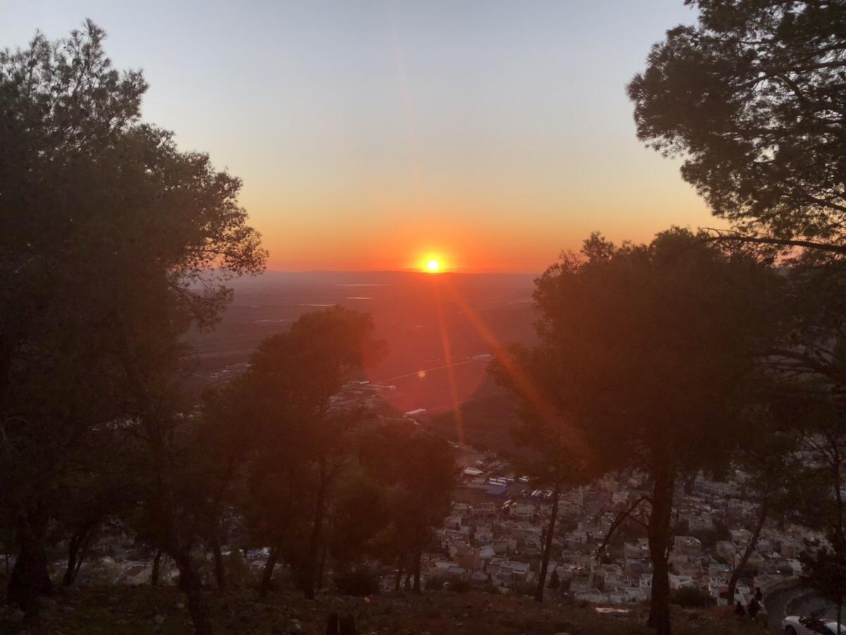 Monte Tabor & Basílica de la Transfiguración