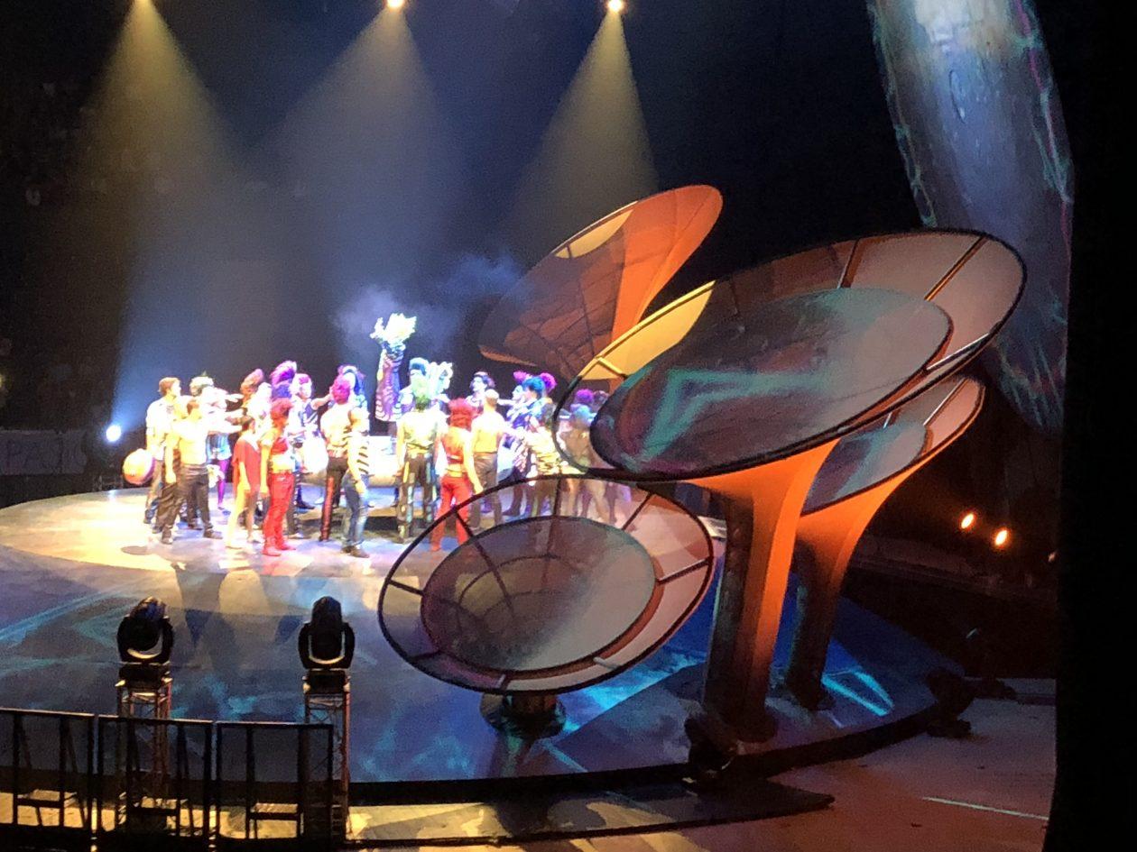 Cirque du Soleil — Soda Stereo