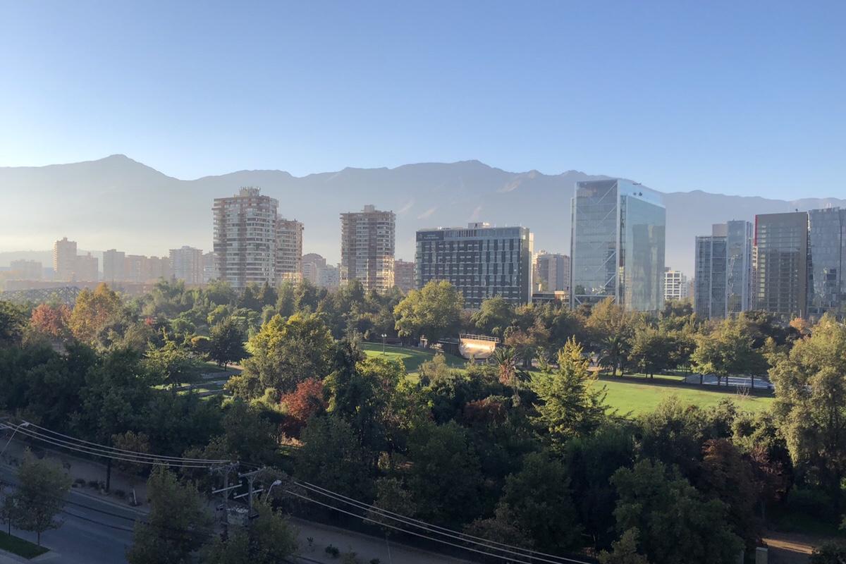 Buenos días Santiago
